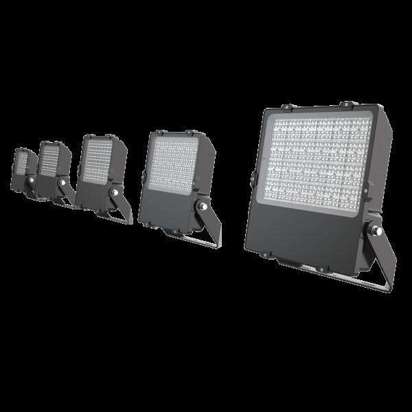 FLSA stopled projecteurs led