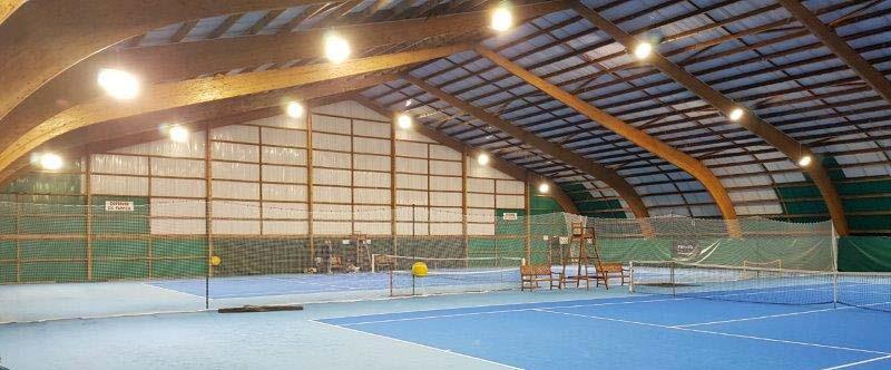 tennis Villebon sur Yvette