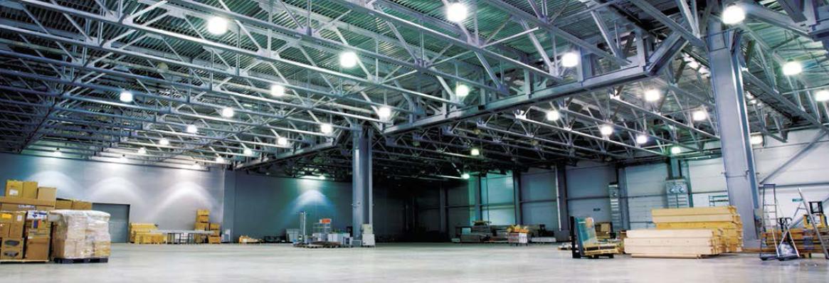 eclairage industriel highbay