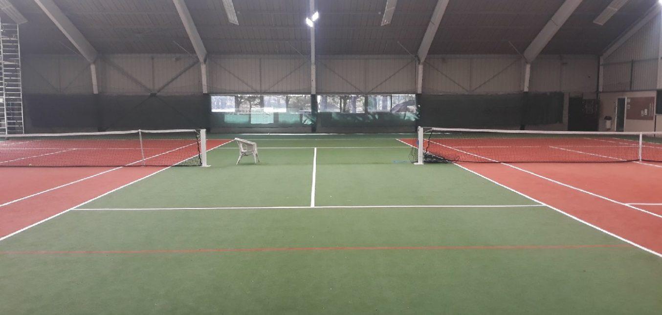 Tennis led Bois le Roi UCPA