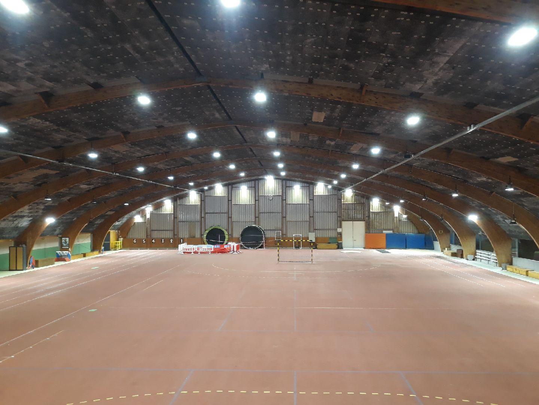 Halle de Sport Viry Chatillon