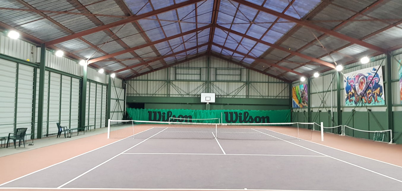 Tennis CAM de Montrouge