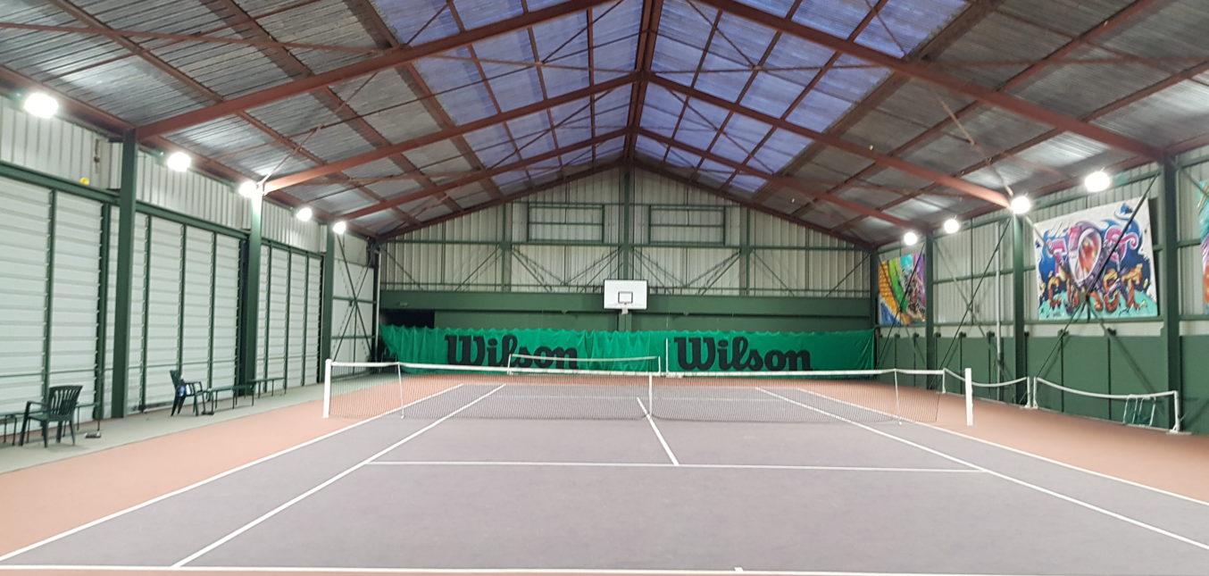 Tennis CAM de Montrouge