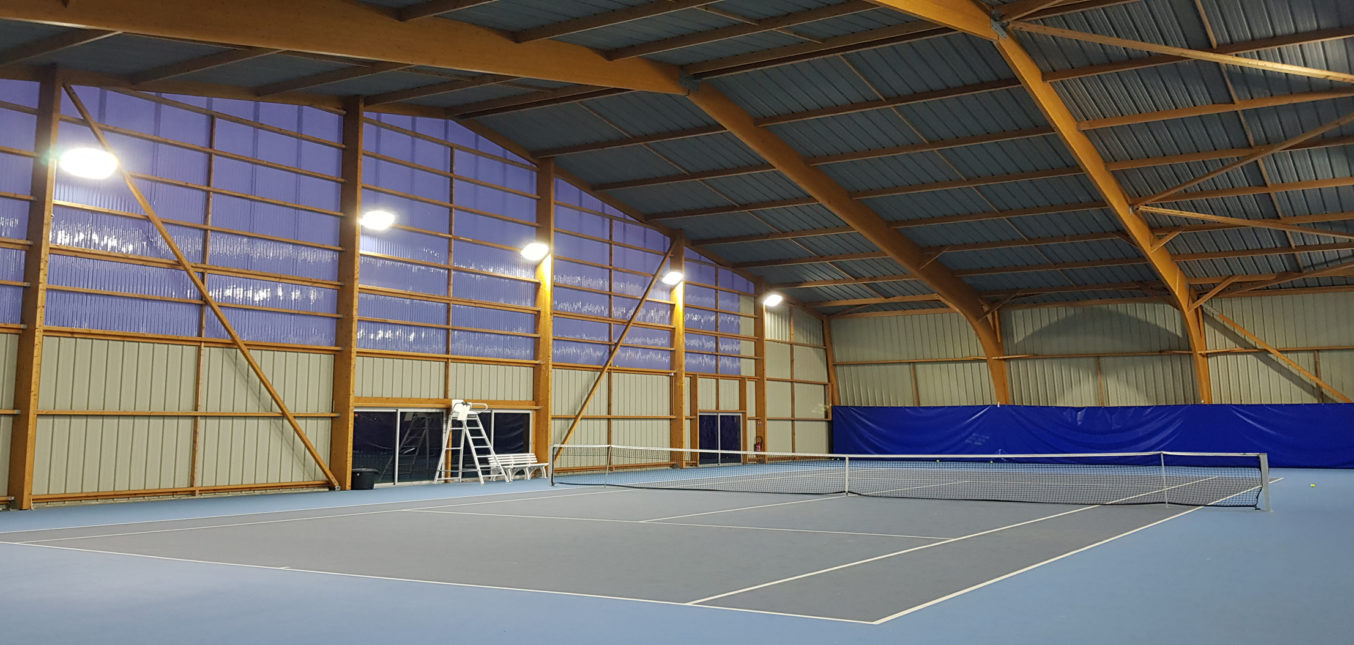 tennis sport indoor stopled