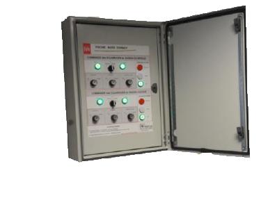 varibox stopled acces commande protege par porte