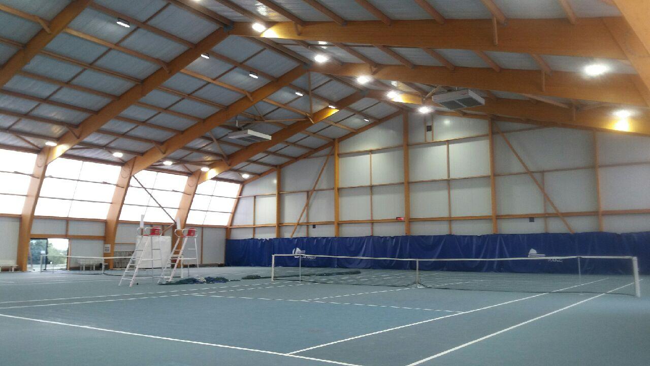 Tennis de Vert Le Grand
