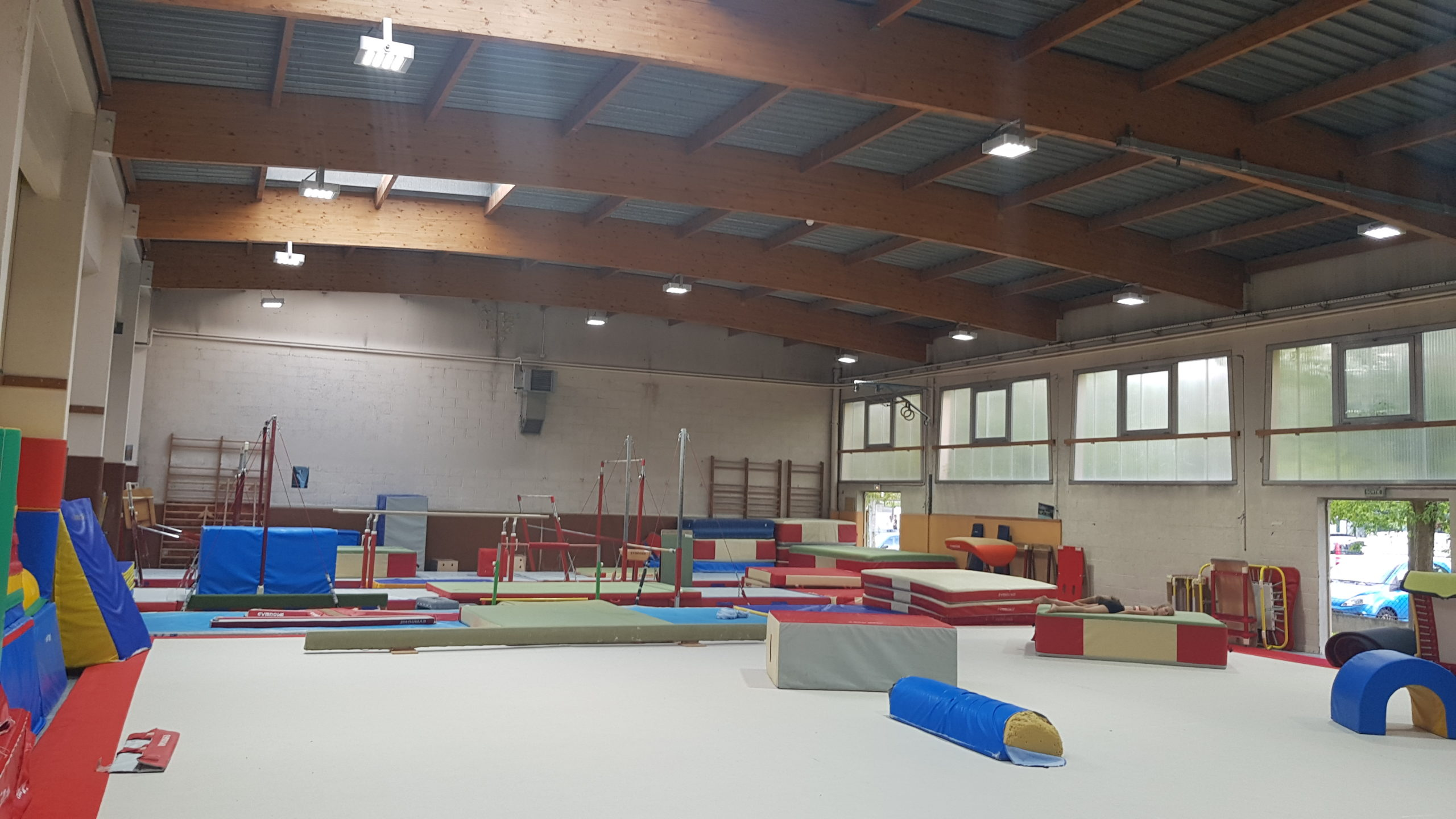 Gymnases de Longjumeau