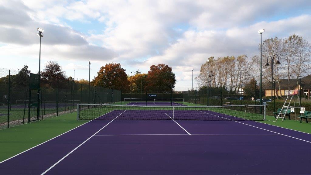 Tennis Exterieur Le Neubourg