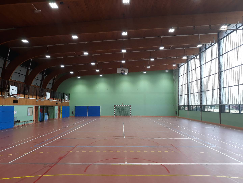 Gymnases de Viry Chatillon