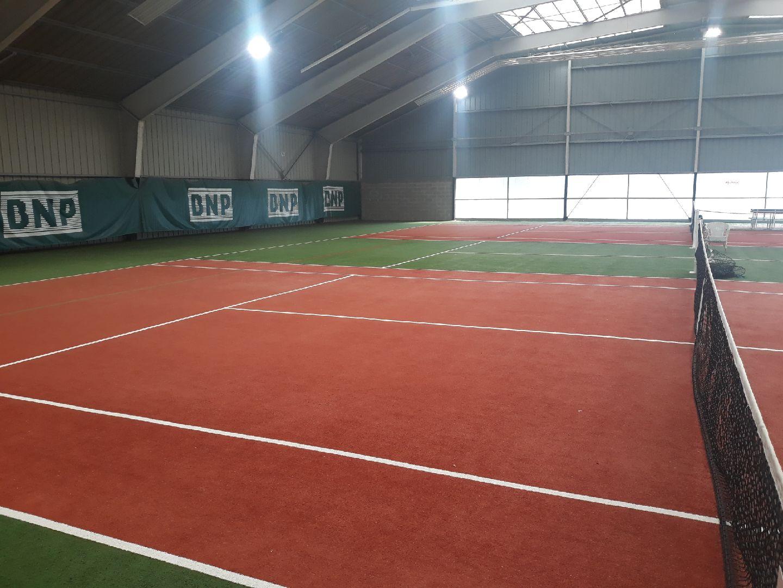 Tennis de Bois le Roi - UCPA