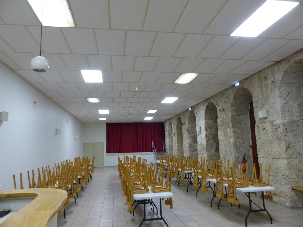 Salle des Fetes - Mairie de la Sône (38)