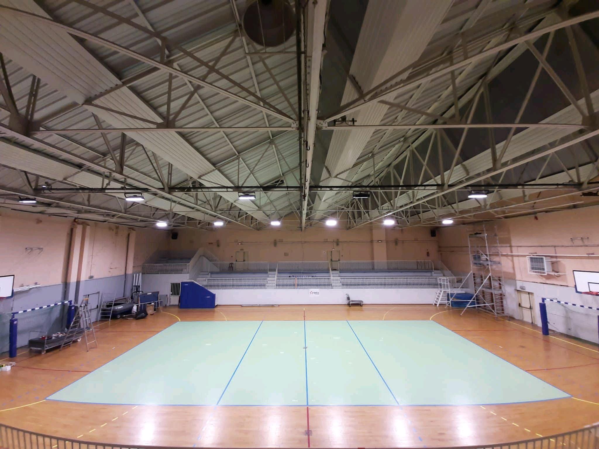 Gymnases de St Andre Lez Lilles